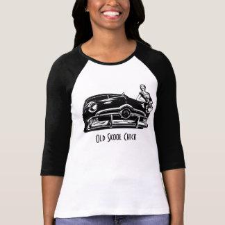 Old Skool Chick Tee Shirt
