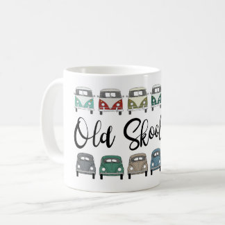 old skool cool coffee mug