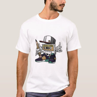 Old Skool Hip Hop T-Shirt
