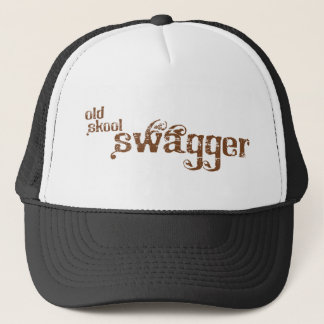 Old Skool Swagger Trucker Hat