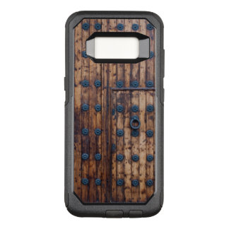 Old Small Door Within Large Doors OtterBox Commuter Samsung Galaxy S8 Case