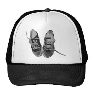 OLD SNEAKERS TRUCKER HAT