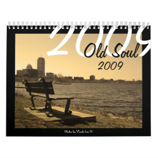Old Soul 2009 Calendar REDUX