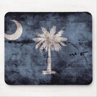 Old South Carolina Flag; Mouse Pad