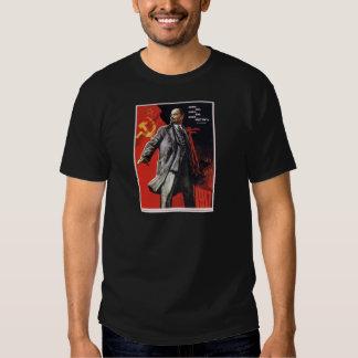 Old Soviet Russian Propaganda Apparel T Shirts