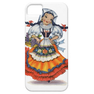 Old spanish doll case for the iPhone 5