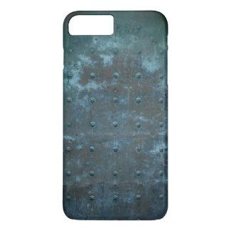 Old Spanish Tarnished Copper Door iPhone 7 Plus Case