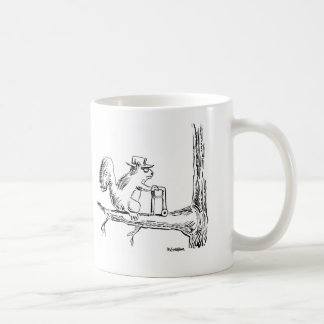 OLD SQUIRREL COFFEE MUG
