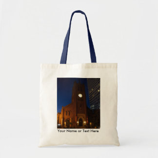 Old St. Mary's Cathedral Customize w/Name Tote Bag