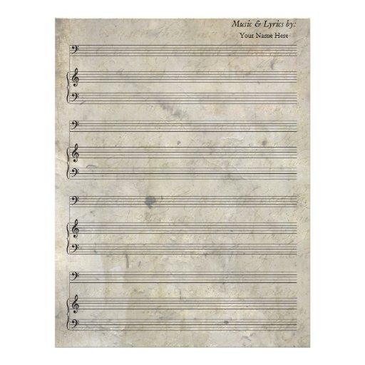 blank sheet music pdf bass clef