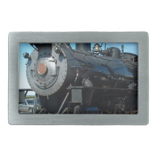 Old Steam Train One of a Kind Photo Shoot Belt Buckle