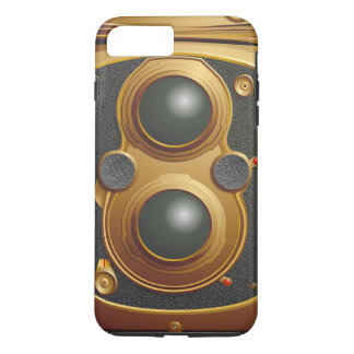Old Steampunk Camera iPhone 7 Plus Case