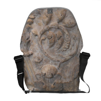 Old Stone Carving Relic Commuter Bag