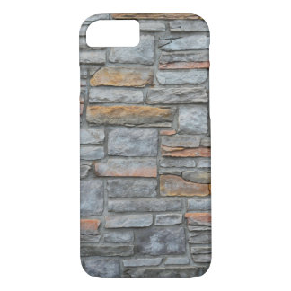 Old Stone Wall Texture iPhone 7 Case