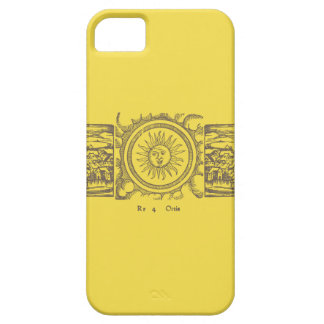 Old Sun iPhone 5 Cover