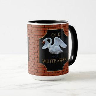 Old Swan Mug