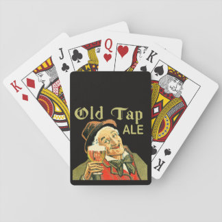 Old Tap Ale Classic Playing Cards