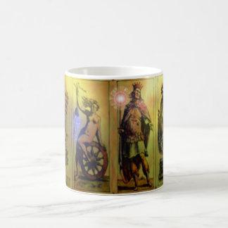 Old Tarot Coffee Mug