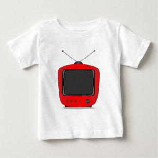 Old Television Set Baby T-Shirt