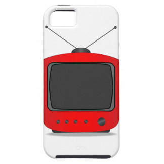 Old Television Set Case For The iPhone 5
