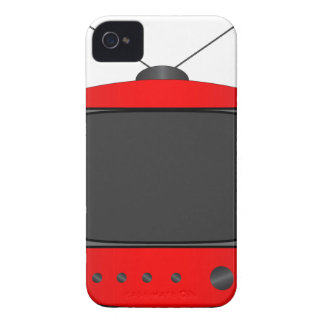 Old Television Set iPhone 4 Cover