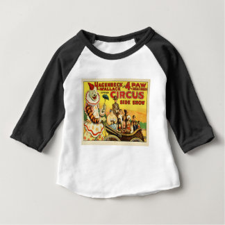 Old time Circus Baby T-Shirt