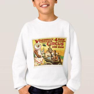 Old time Circus Sweatshirt