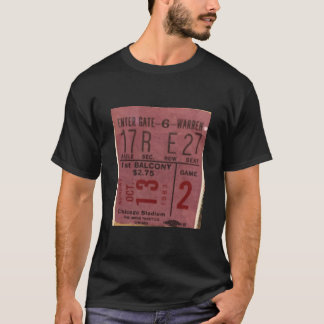 Old Time Hockey in Chicago T-Shirt