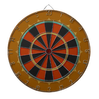 Old-Time Leather Big Top Dartboard