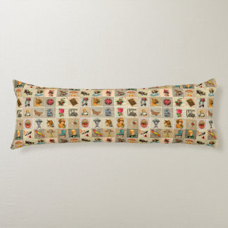 """Old Time Polyester Body Pillow ( 20"""" x 54"""")"""