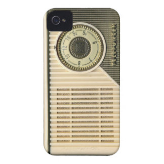 Old time radio 3 iPhone 4 cover