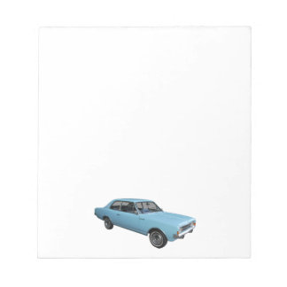 Old timer Opel Rekord Notepads