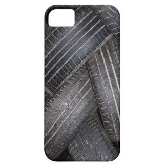 Old Tires for Recycling iPhone 5 Covers