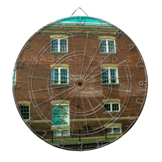 Old Town Building Dartboard