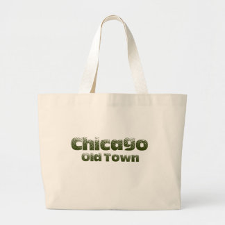Old Town Chicago Jumbo Tote