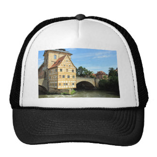 Old Town Hall Bamberg Germany Europe 1 Hat