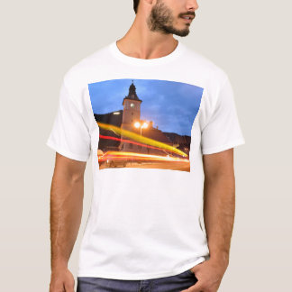 Old town of Brasov in Transylvania, Romania T-Shirt