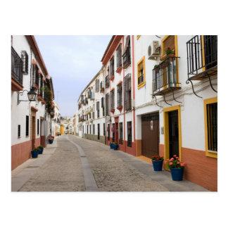 Old Town of Cordoba in Spain Postcard