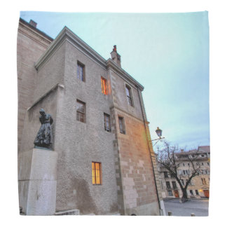 Old Town of Geneva Bandana