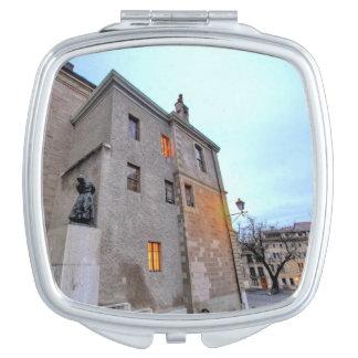 Old Town of Geneva Makeup Mirrors