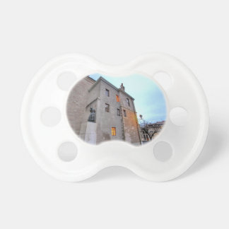 Old Town of Geneva Pacifier