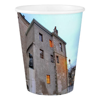 Old Town of Geneva Paper Cup