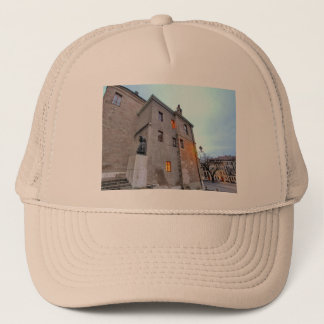 Old Town of Geneva Trucker Hat