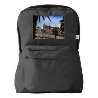 Old town, Split, Croatia Backpack