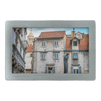 Old town, Split, Croatia Belt Buckle