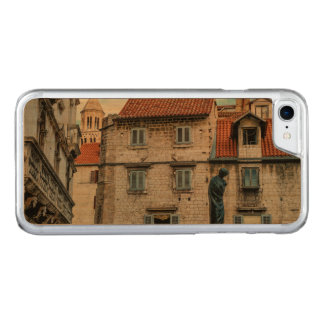 Old town, Split, Croatia Carved iPhone 8/7 Case