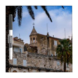 Old town, Split, Croatia Dry Erase Board