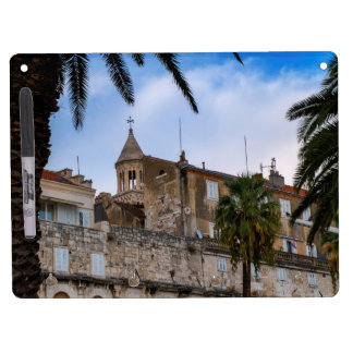 Old town, Split, Croatia Dry Erase Board With Keychain Holder