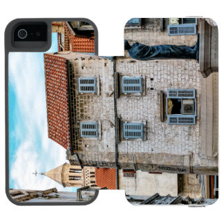 Old town, Split, Croatia Incipio Watson™ iPhone 5 Wallet Case