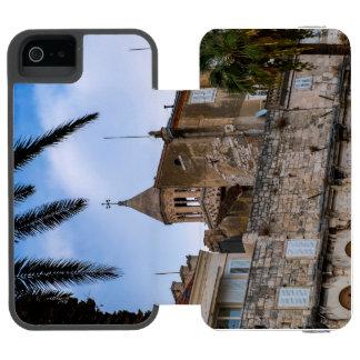 Old town, Split, Croatia Incipio Watson™ iPhone 5 Wallet Case